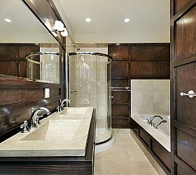Simply Bathroom Design