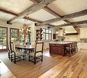 Simple Hardwood Flooring