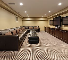 Simple Basement Remodel