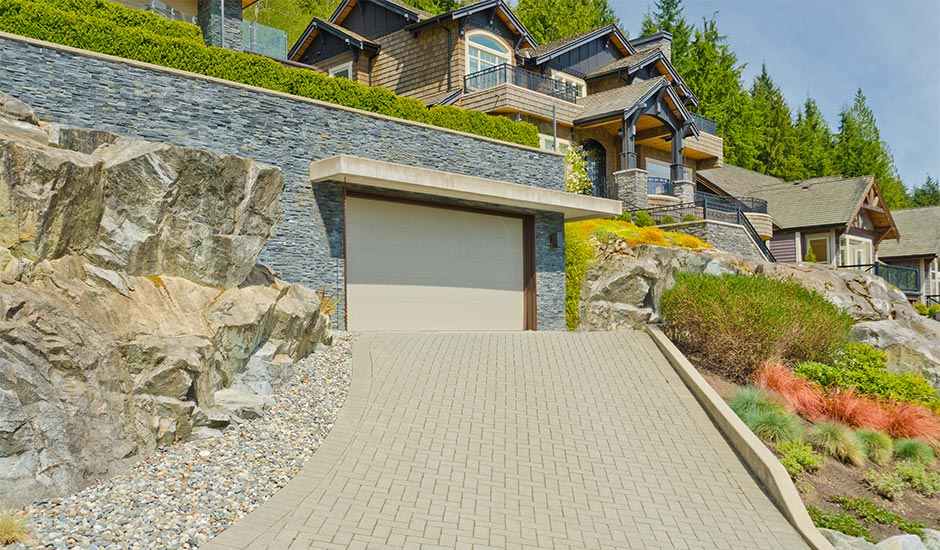 Showcase of top driveways trusted home contractors for Steep driveway construction