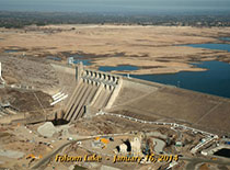 Folsom Lake 2011 vs 2014
