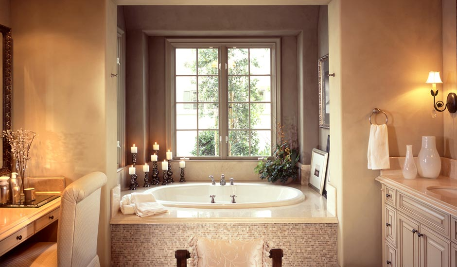 Serenity Now! How to Get your Ultimate Spa Bathroom | Trusted Home ...
