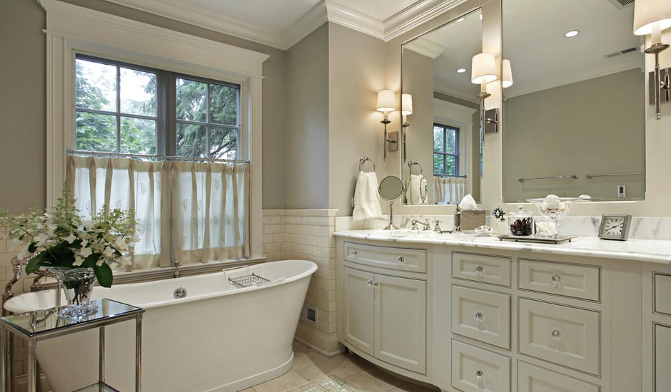 serenity now! how to get your ultimate spa bathroom | trusted home