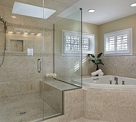 Superieur Simple Bathroom Design