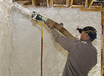 installing new home insulation