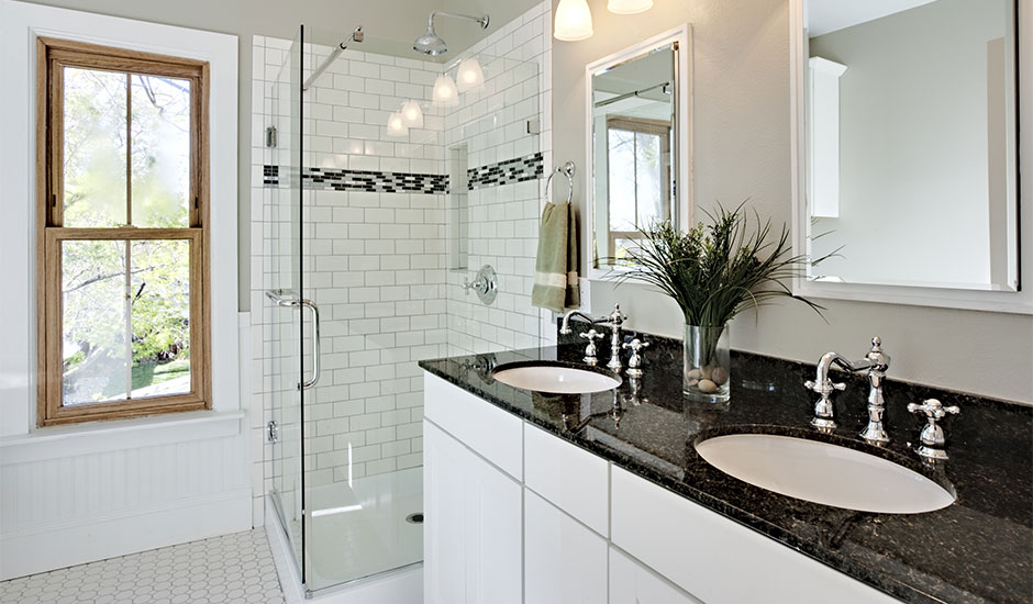 bathroom photo gallery trusted home contractors. Black Bedroom Furniture Sets. Home Design Ideas