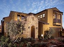 Santa Fe desert home
